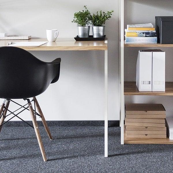Biurko w stylu minimalistycznym fjord