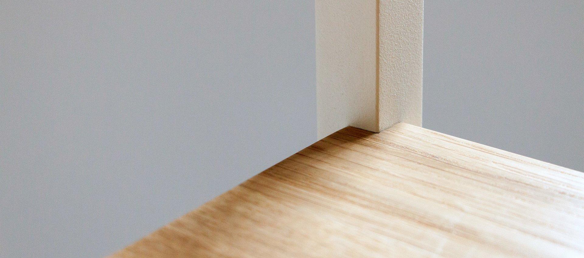 Łączenie drewna z metalem