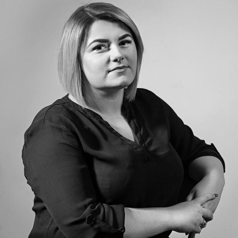 Milena Smardz borcas