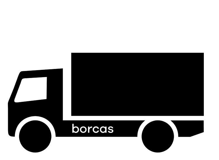 Darmowa dostawa borcas - samochodzik