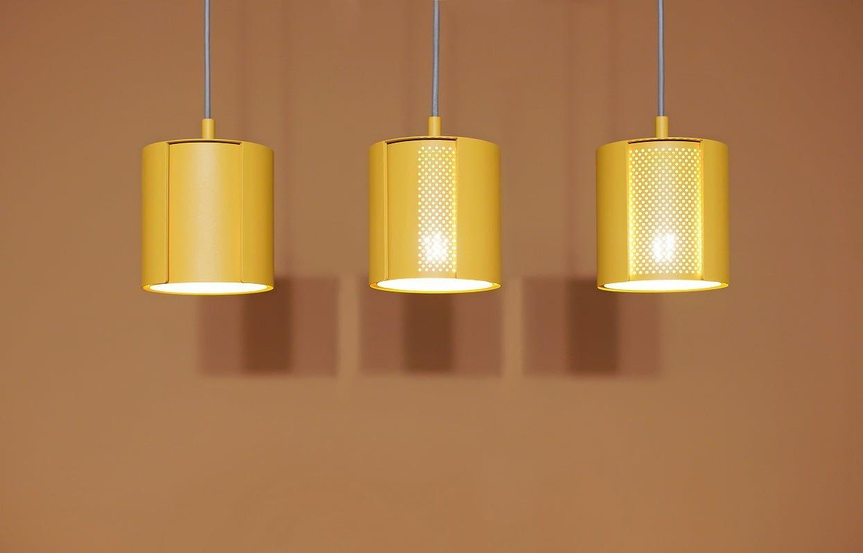 Designerska Lampa Punktowa Ogen Borcas Lampy
