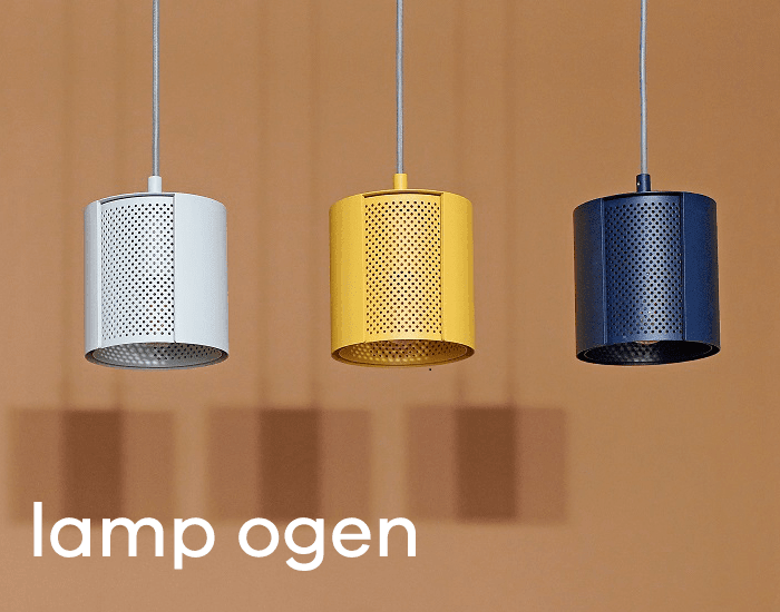 lamp ogen amsterdam collection