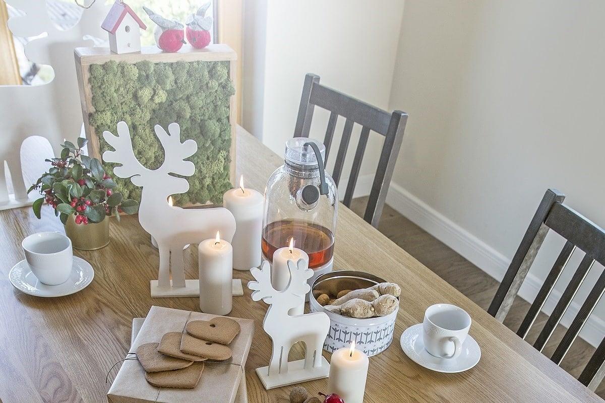 stol na swieta bozego narodzenia